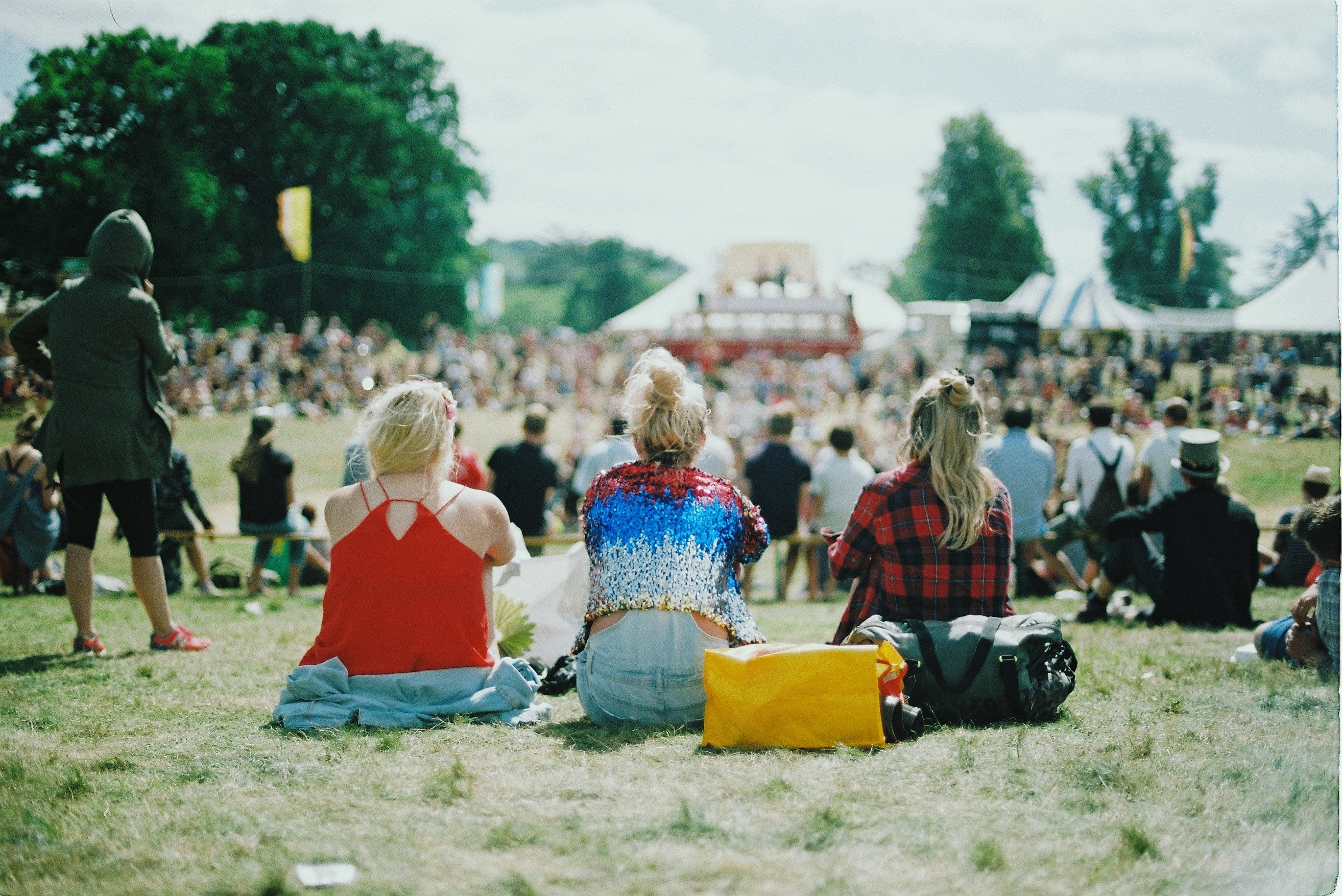 5 upcoming summer festivals you've still got time to go to!